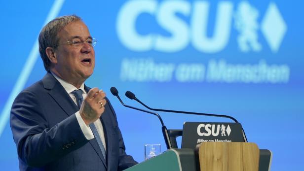 Congress of the CSU party in Nuremberg