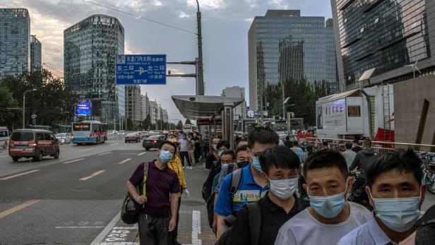 Daily life in Beijing amid the coronavirus pandemic