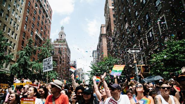 49th annual New York City Gay Pride Parade
