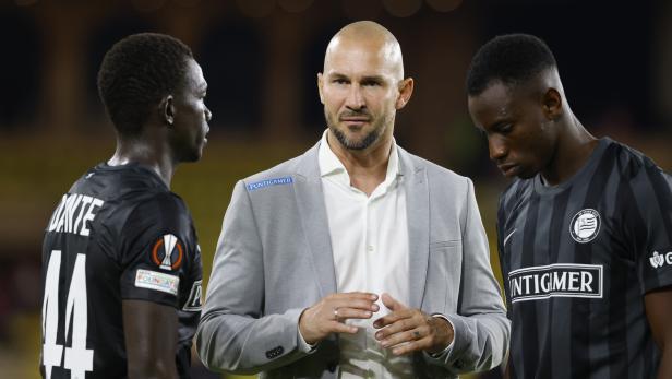 Europa League - Group B - AS Monaco v Sturm Graz