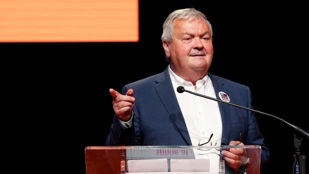 44. SPÖ-LANDESPARTEITAG IN LINZ: KALLIAUER