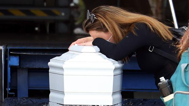 Stresa-Mottarone cable car victims funeral