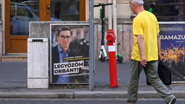 HUNGARY-POLITCS-ELECTION-OPPOSITION
