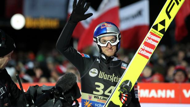 Ski Jumping World Cup in Willingen