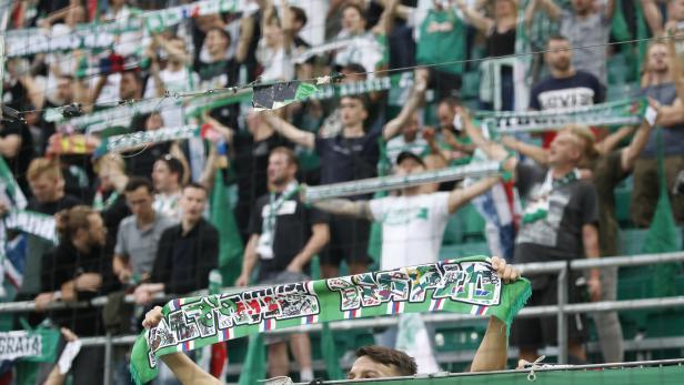 Europa League - Group H - SK Rapid Wien v KRC Genk