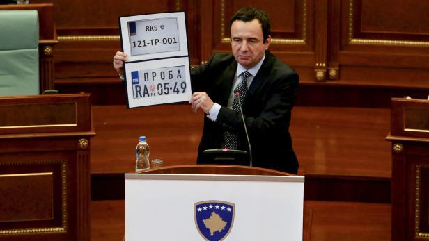 KOSOVO-SERBIA-POLITICS