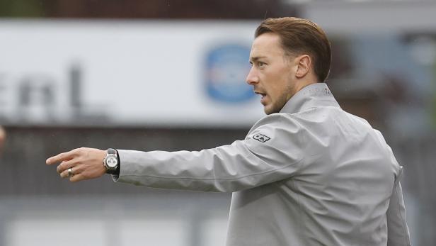 FUSSBALL ADMIRAL-BUNDESLIGA / 6. RUNDE: TSV EGGER GLAS HARTBERG - FC RED BULL SALZBURG