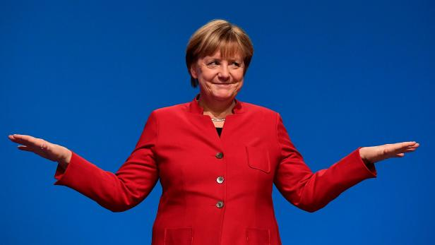 FILES-GERMANY-POLITICS-MERKEL