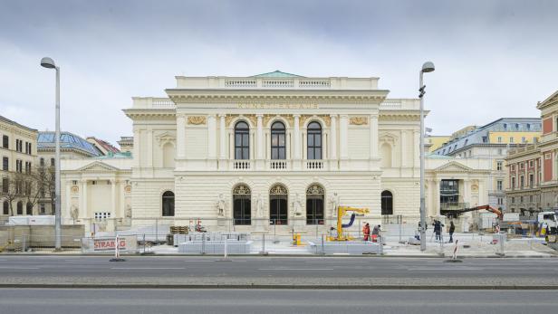 Das neue Künstlerhaus