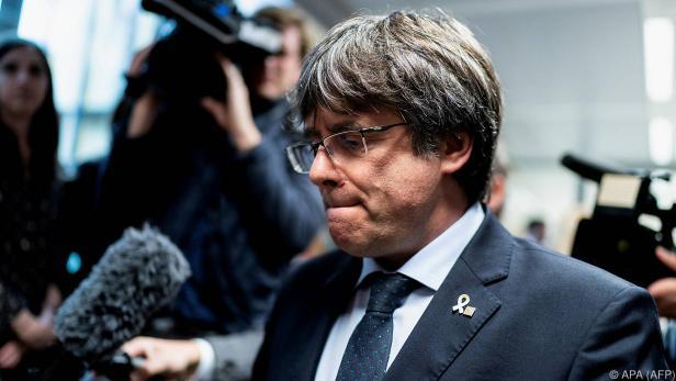 Puigdemont muss vorerst auf Sardinien bleiben