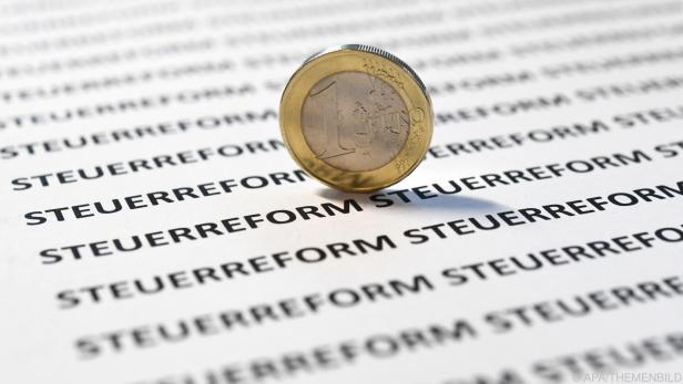 Steuerreform soll abgefedert werden
