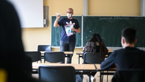 GERMANY-HEALTH-VIRUS-EDUCATION