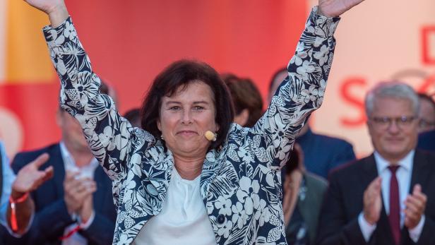 OÖ-LT-WAHL: SPÖ OBERÖSTERREICH WAHLKAMPFABSCHLUSS