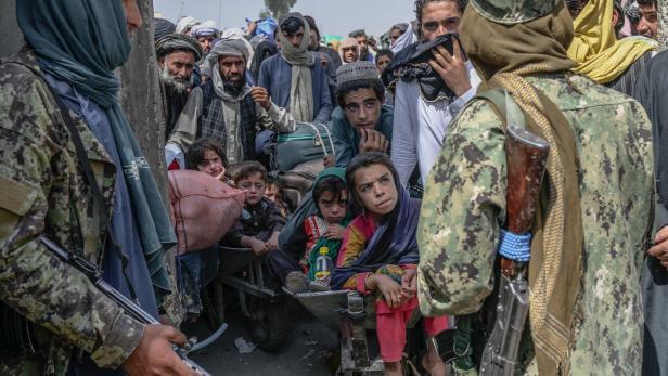 AFGHANISTAN-PAKISTAN-CONFLICT