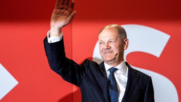 SPD election party after German general elections