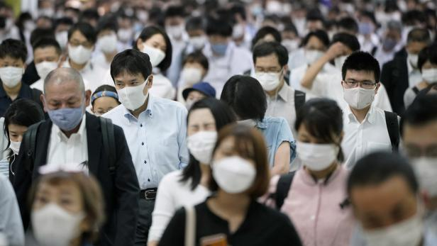 Japan mulls over state of emergency extension amid pandemic