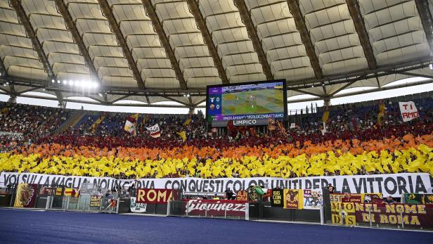 SS Lazio vs AS Roma