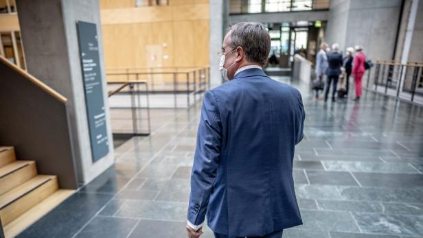 Erste Fraktionssitzungen im Bundestag