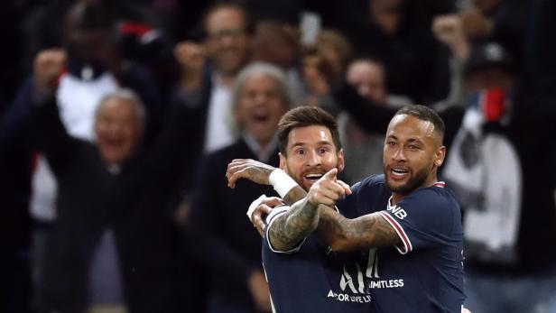 Champions League - Group A - Paris St Germain v Manchester City