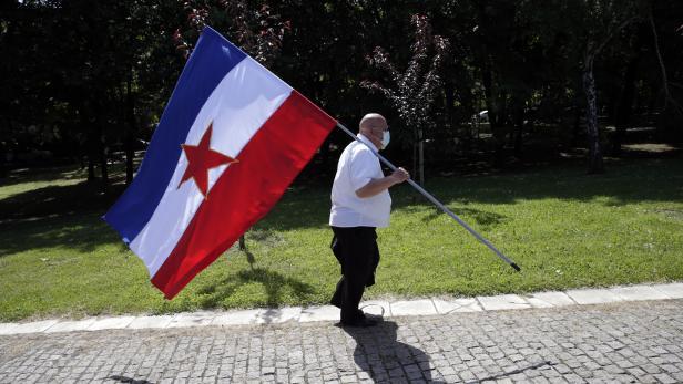 129th anniversary of Josip Broz Tito's birth in Belgrade