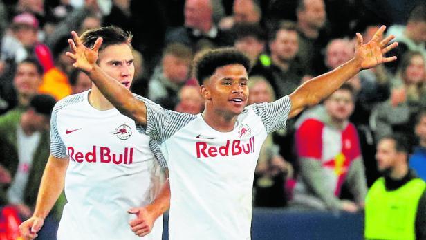 Champions League - Group G - FC Salzburg v Lille
