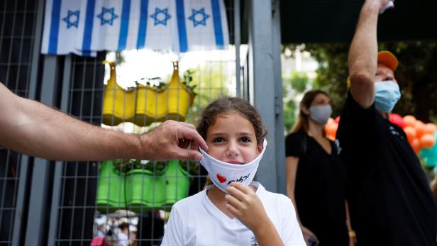 Students in Israel return to school under strict COVID-19 measures