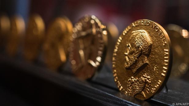 Auftakt zur Nobelpreis-Woche