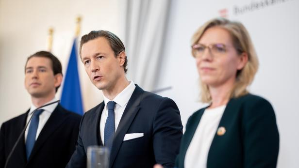 Austria's government presents plans for an eco-social tax reform