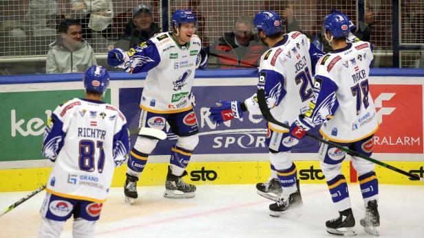 Eishockey, VSV - HCB Suedtirol Alperia