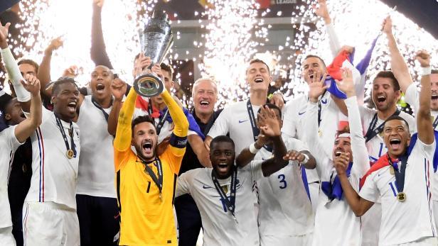 Nations League - Final - Spain v France