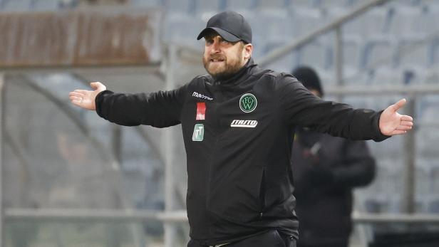 FUSSBALL: UNIQA ÖFB CUP / ACHTELFINALE / SK PUNTIGAMER STURM GRAZ - FC WACKER INNSBRUCK