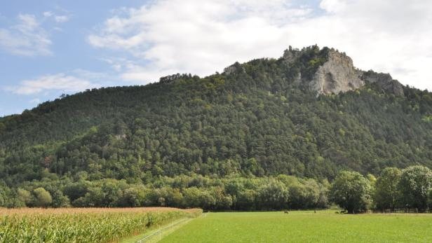 Klettersteig Türkensturz : Mödlinger klettersteig bahn zum berg