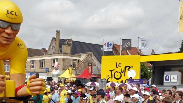 Die Tour De France Der Superlative Kurierat