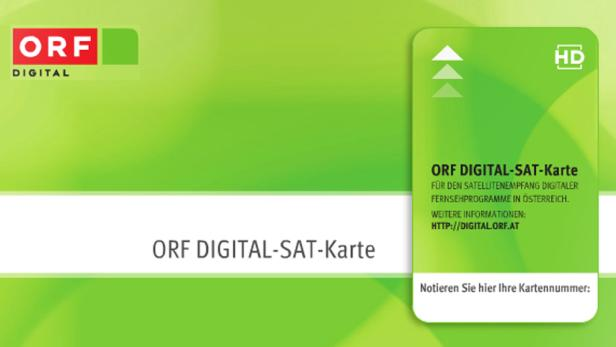 Orf Kartennummer.Test Start Fur Orf Smartkarten Umtausch Kurier At