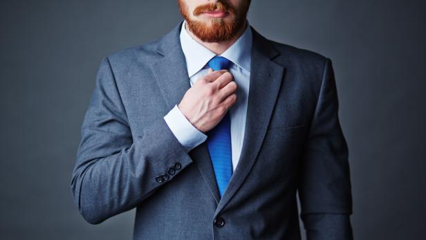 Modesünden, die Männer mit ihrem Anzug begehen | kurier at
