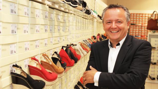 Ccc Billig Schuhe Aus Polen Am Wiener Markt Kurier At