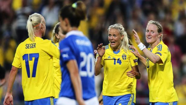 Schweden Und Italien Im Em Viertelfinale Kurierat