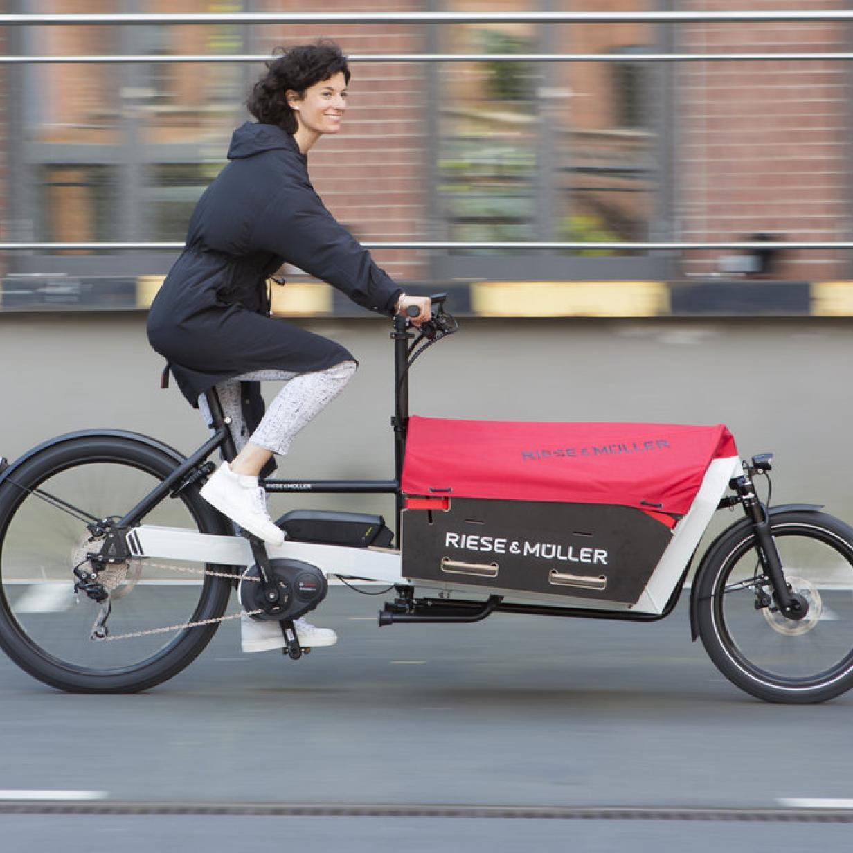 Lastenräder, Leasing & Co.: Die aktuellen Bike Trends