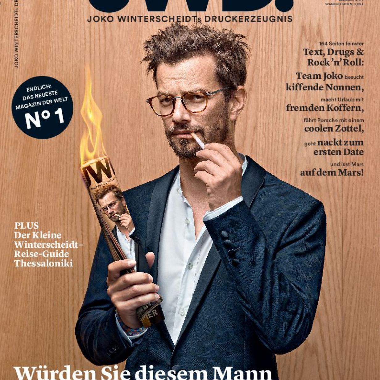 Joko Winterscheidts Magazin wird eingestellt