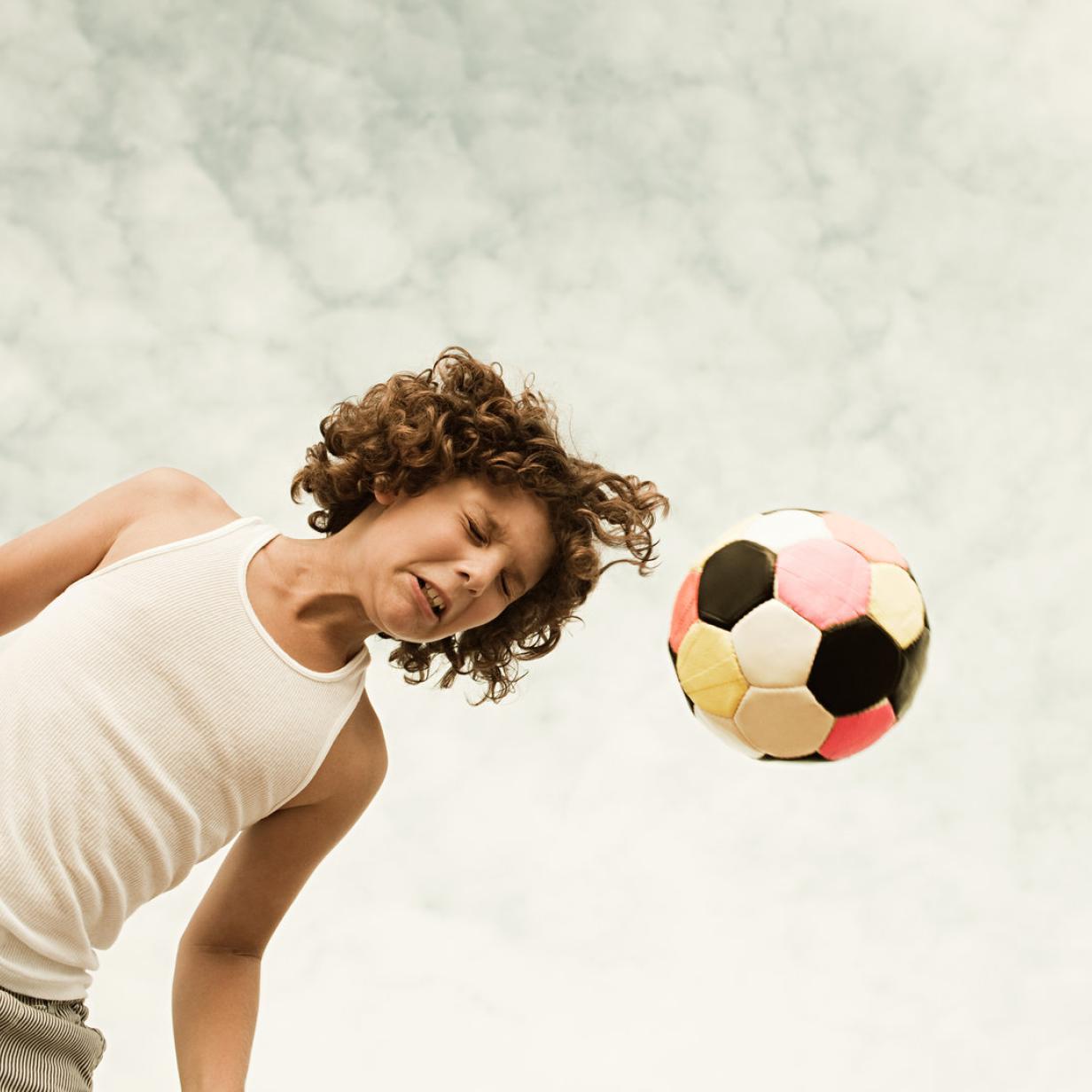 Gehirnerschütterung: Im Amateursport zu wenig beachtet