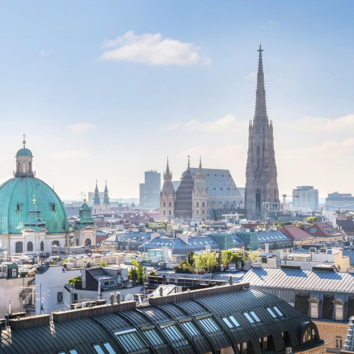 Reiseziele: Wien als beste Stadt Europas auf Platz 4 weltweit