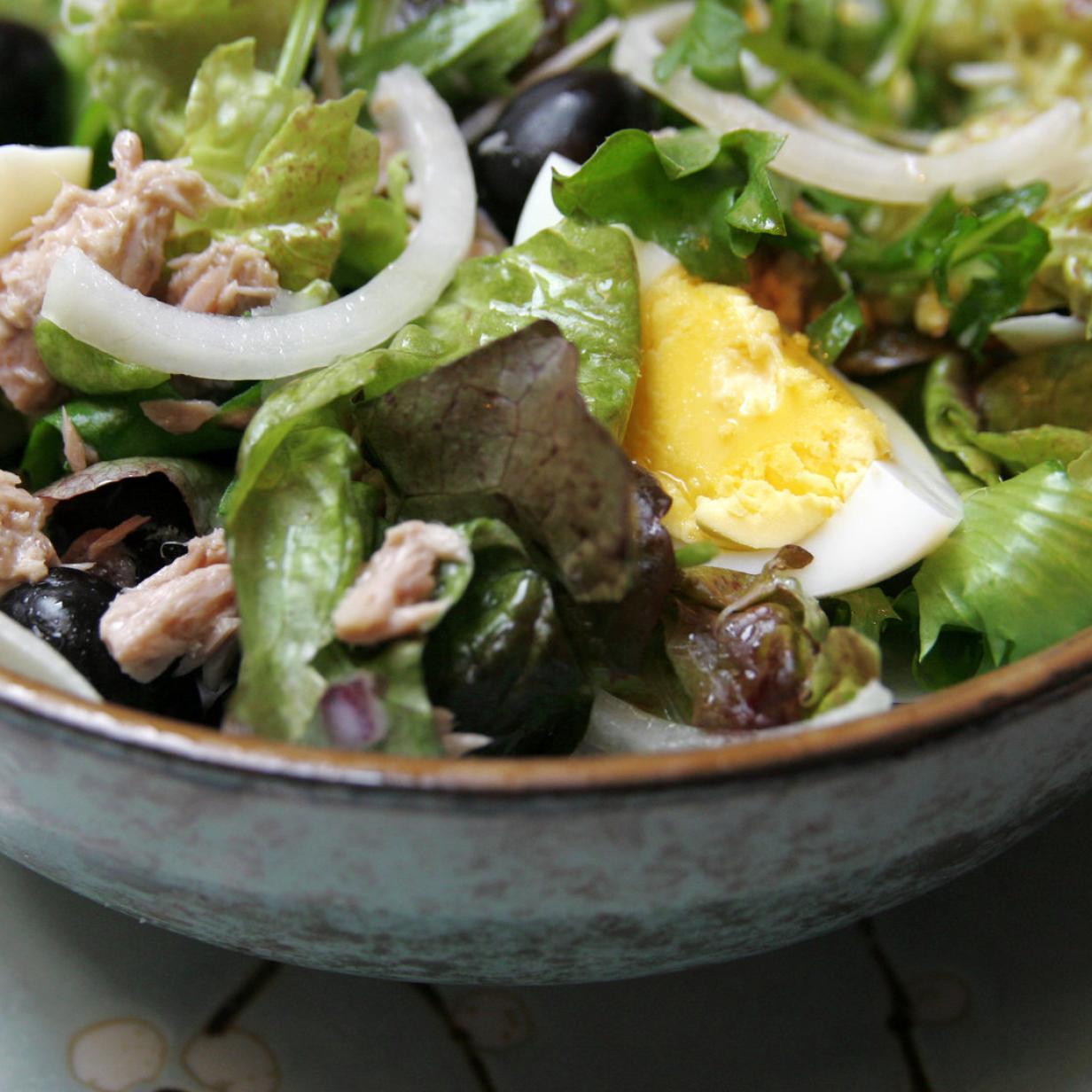 So macht der Haubenkoch den perfekten Thunfischsalat