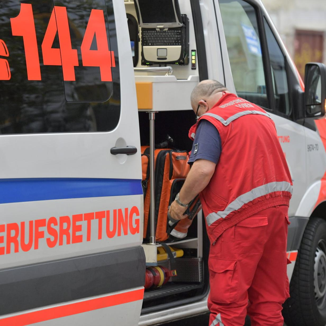 Brisanter Rechnungshofbericht: Wo es bei der Wiener Rettung krankt