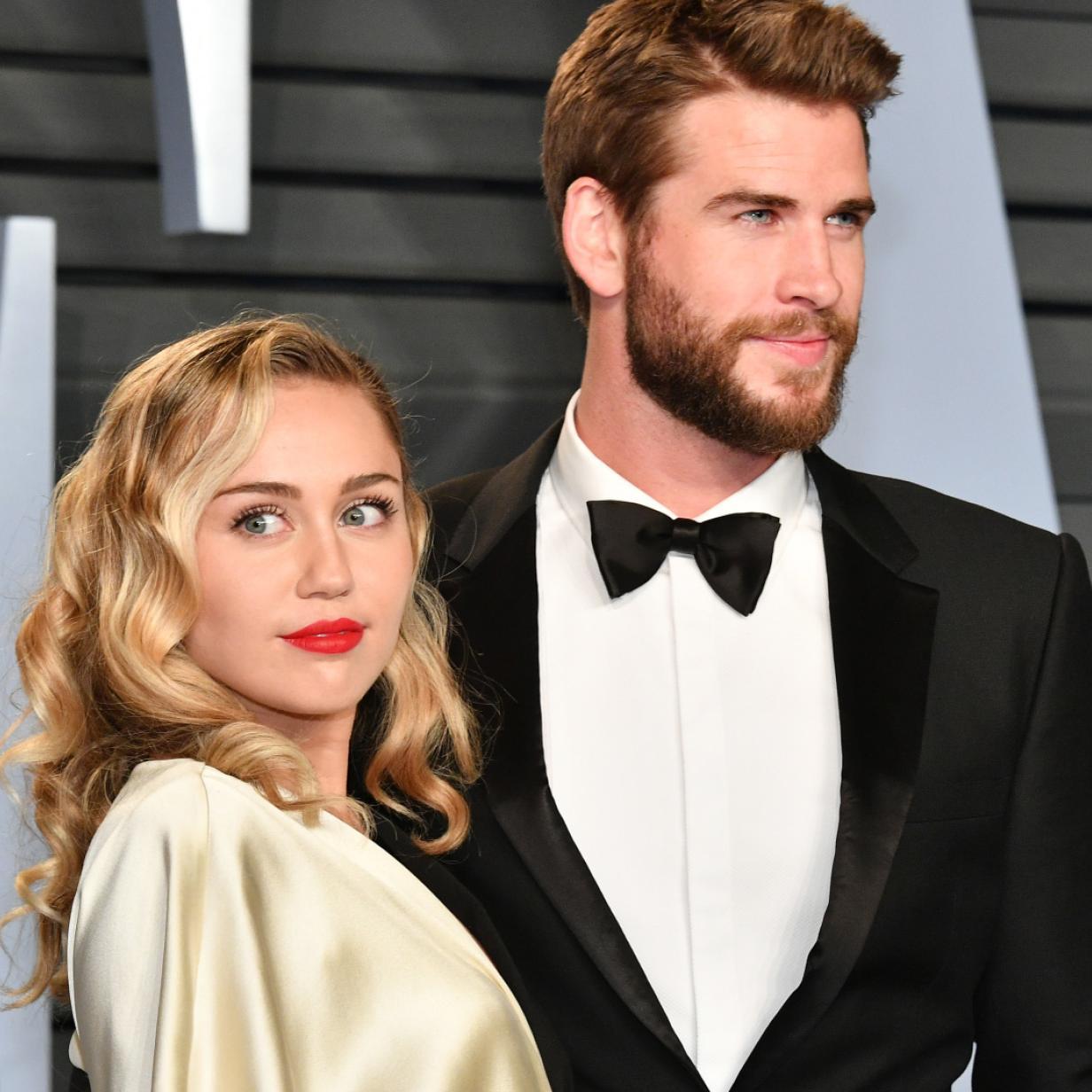 Nach Ehe-Aus: Miley Cyrus schmust schon mit jemand anderen