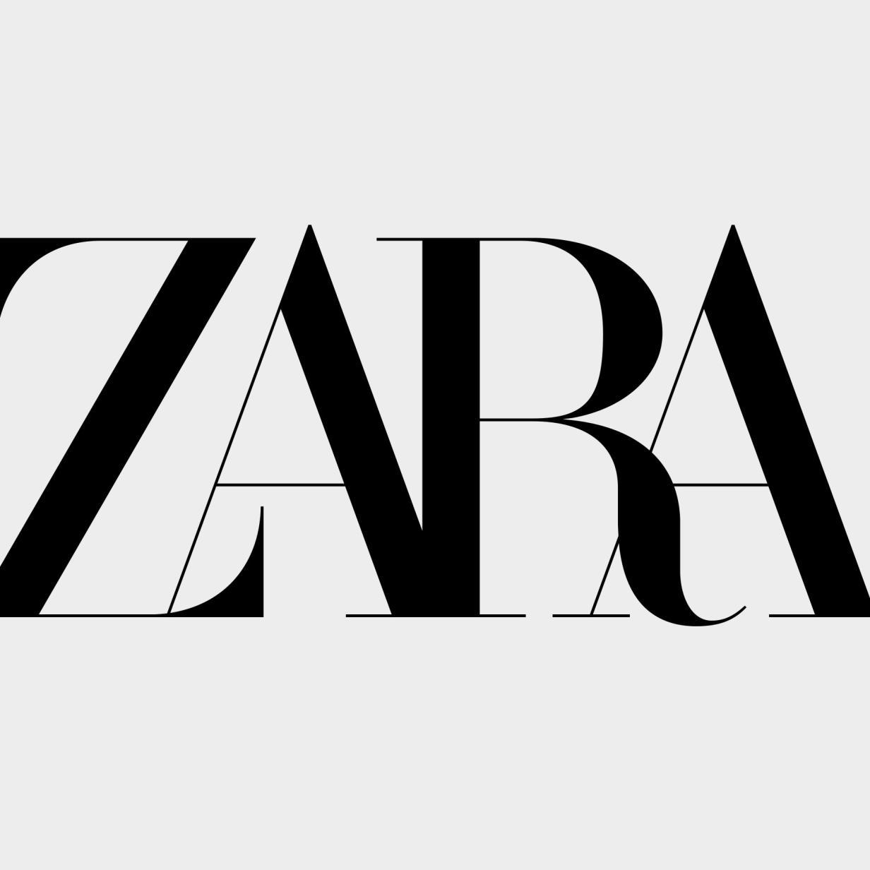 """""""Schlechtes Stück Typografie"""": Die Modekette Zara hat ein neues Logo"""