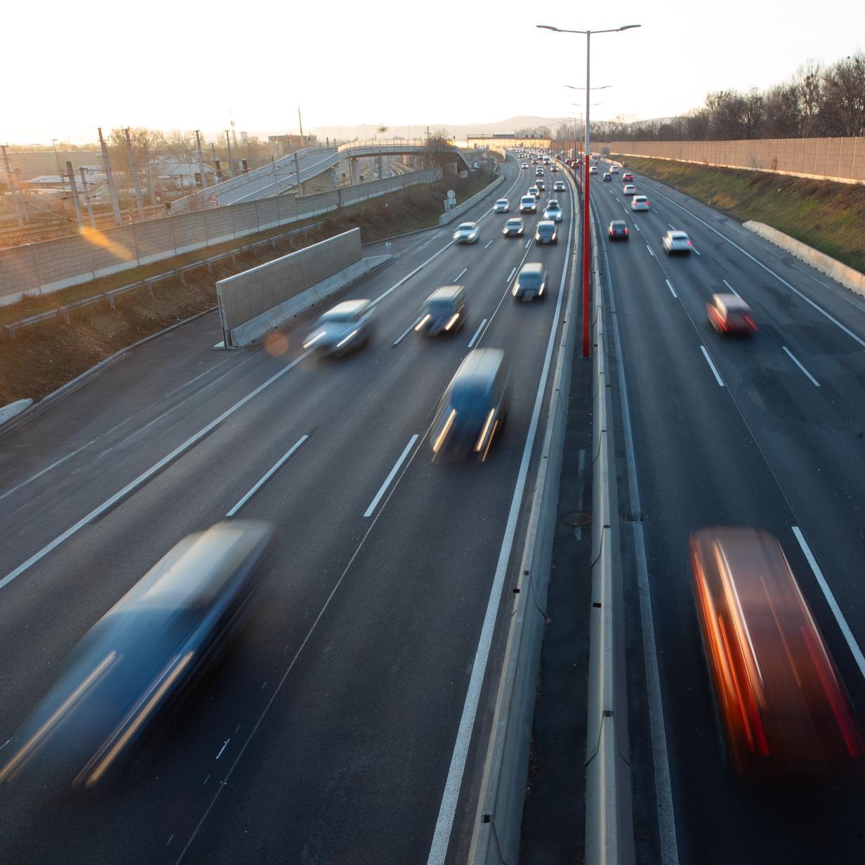 Burgenland: Die 32 Straßen mit dem höchsten Verkehrsaufkommen
