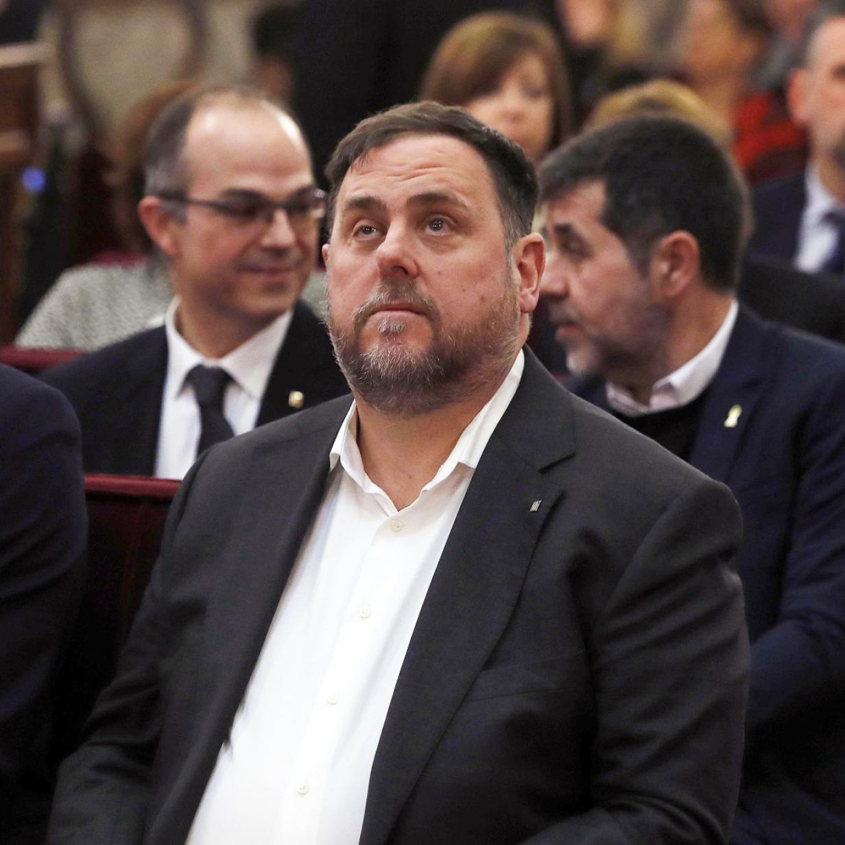 Spanien: Bis zu 13 Jahre Haft für Kataloniens Separatistenführer