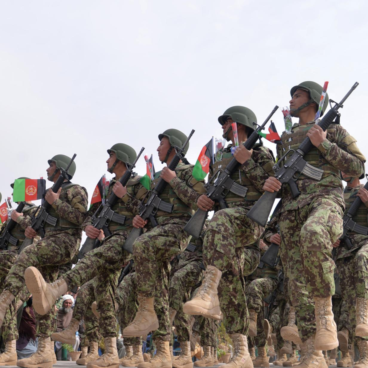 Taliban-Anschlag in Afghanistan: Mindestens 23 Soldaten getötet