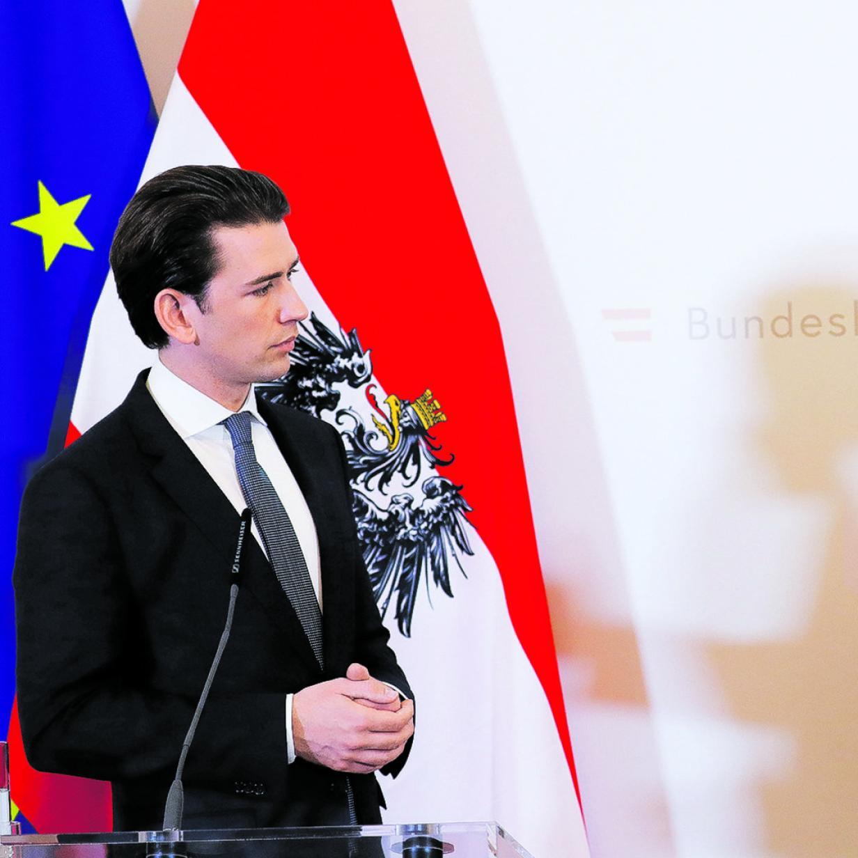 """Körpersprache: Deshalb ist Kurz der """"älteste Politiker"""""""