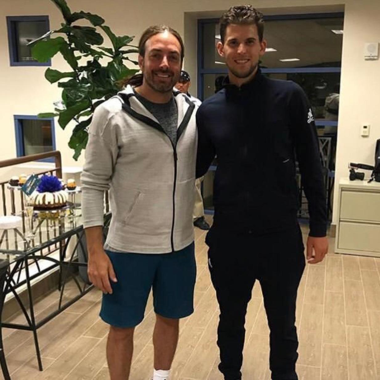 """Nicolas Massu: """"Thiem ist ein kompletter Spieler"""""""